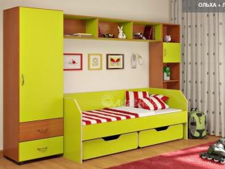 Детская комната  Легенда 1 - Мебельная фабрика «Деликат»