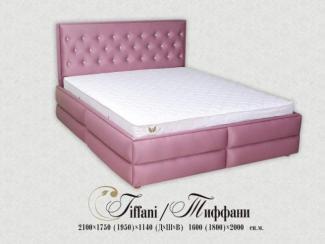 Кровать Тиффани - Мебельная фабрика «Angelo Astori»