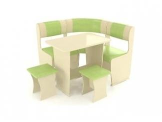 Зеленый кухонный уголок Консул МИНИ - Импортёр мебели «RedBlack (Малайзия, Турция, Китай)»