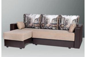угловой диван Оливия 2 - Мебельная фабрика «Карина»