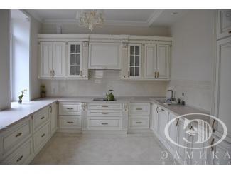 Кухонный гарнитур угловой 13 - Мебельная фабрика «Элмика»