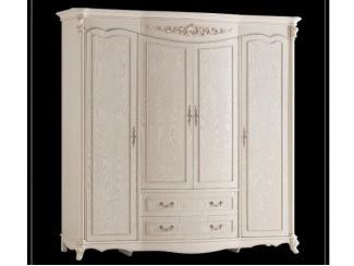 Шкаф 4-х дверный 2509100 - Импортёр мебели «Carpenter»