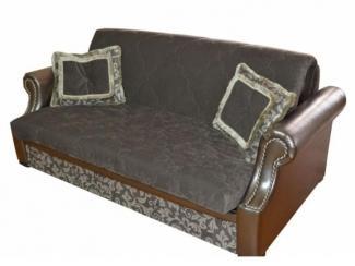 Темная модель дивана Диона  - Мебельная фабрика «Экодизайн»