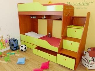 Кровать двухъярусная Твинс - Мебельная фабрика «Мезонин мебель»