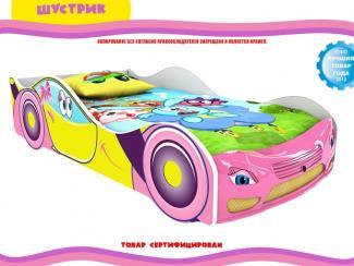 Кровать детская Шустрик