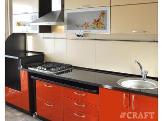Кухня прямая Радуга - Мебельная фабрика «Крафт»