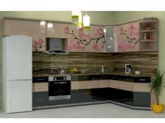 Кухня угловая Сакура - Мебельная фабрика «Идея для дома»