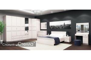 Спальня Стелла - Мебельная фабрика «Бурэ»