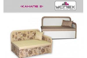 Диван детский Канапе 2 - Мебельная фабрика «Успех»