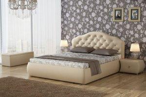 Кровать Виктория - Мебельная фабрика «Тальяна»