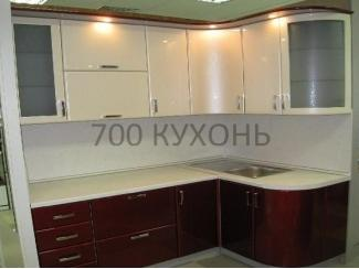 Небольшая угловая кухня  - Мебельная фабрика «700 Кухонь»