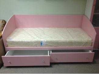 Кровать детская - Мебельная фабрика «Леспром», г. Пенза