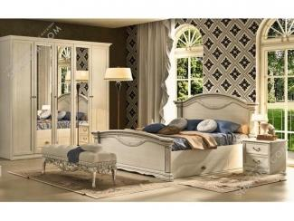 Спальня Лючия светлая  - Мебельная фабрика «Шатура»