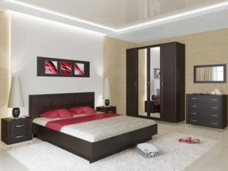 Спальня Стрим 1 - Мебельная фабрика «М-Сервис»
