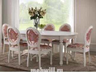 Обеденная группа Fiona - Импортёр мебели «Мебвилл»