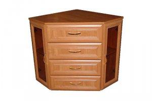 Комод угловой - Мебельная фабрика «Колпинская мебель»