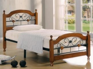 Кровать односпальная 6131