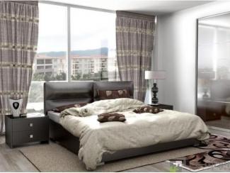 Кровать 002 - Изготовление мебели на заказ «Ре-Форма», г. Уфа