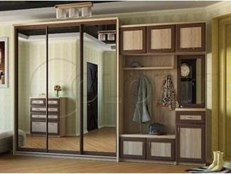 Прихожая со шкафом-купе  - Мебельная фабрика «Колорит»