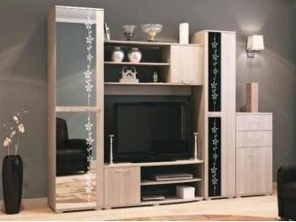 Небольшая гостиная Элегия 3  - Мебельная фабрика «СМГ»