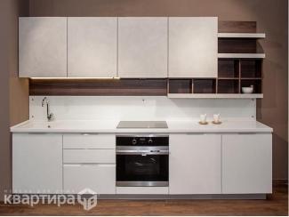 Кухонный гарнитур Ольхон 3 - Мебельная фабрика «Квартира 48 (Камеа)»