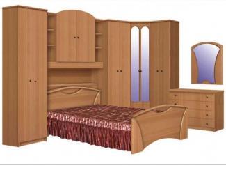 Спальня Аркада ЛДСП - Мебельная фабрика «Гамма-мебель»