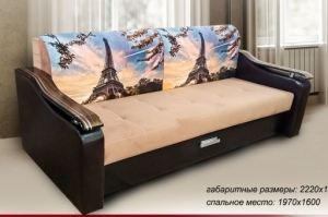 Диван прямой Престиж 2 - Мебельная фабрика «Magnat»