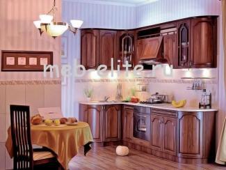 Кухня угловая Ада-R - Импортёр мебели «MEB-ELITE (Китай)»