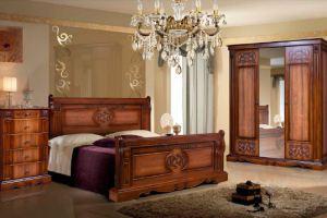 Спальный гарнитур Милана КМК 0435 - Мебельная фабрика «КМК»