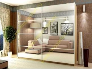 Шкаф-купе с зеркалами Палермо - Мебельная фабрика «Комфорт»