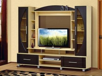 Гостиная стенка Valeant-2   - Мебельная фабрика «Вита-мебель»