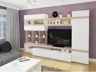 Стенка модульная Мальта - Мебельная фабрика «Мирлачева»