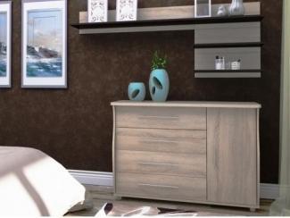 Комод  Да Винчи 5 Премиум - Мебельная фабрика «Форс»