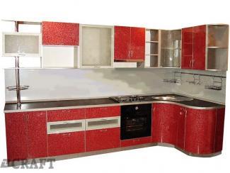 Кухня угловая  Веста - Мебельная фабрика «Крафт»