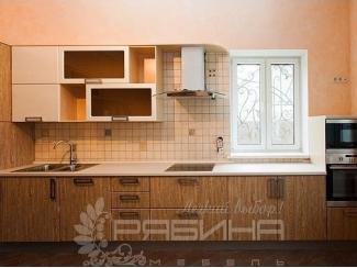 Кухонный гарнитур из экошпона Уэйкфилд - Мебельная фабрика «Рябина», г. Москва