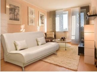 Диван Ева книжка без подлокотников - Изготовление мебели на заказ «Мак-мебель», г. Санкт-Петербург