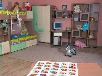 Детская 25 - Изготовление мебели на заказ «Детская мебель», г. Москва