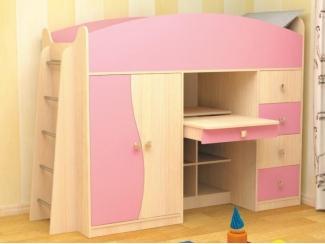 Детская кровать комплекс БЭМБИ  - Мебельная фабрика «Пирамида», г. Краснодар