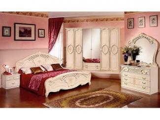 Мебель для спальни из массива Роза - Импортёр мебели «Эспаньола (Китай)», г. Москва