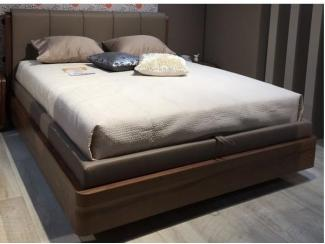 Кровать с подъемным механизмом - Мебельная фабрика «Furniture Design»