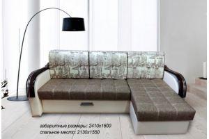 Угловой диван Престиж - Мебельная фабрика «Magnat»