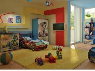Детская Роботы - Мебельная фабрика «Порта»