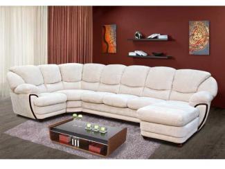 Угловой диван Элит 50 седафлекс - Мебельная фабрика «Элфис»