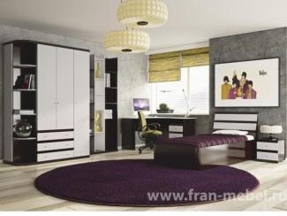 Подростковая мебель Оливер  - Мебельная фабрика «Фран»