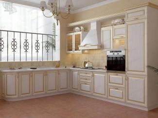 Кухня Кантри массив - Мебельная фабрика «АСТ-мебель»