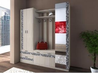 Красивая прихожая Альтаир 4 - Мебельная фабрика «Вега»