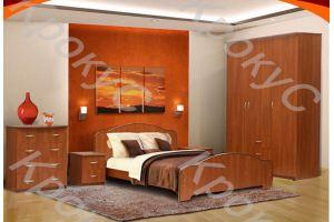 Спальный гарнитур Венеция  - Мебельная фабрика «Крокус»
