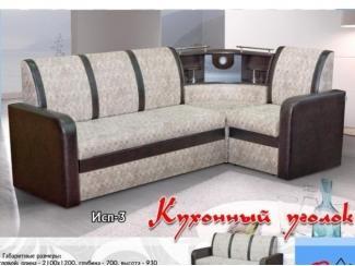 Кухонный уголок - Мебельная фабрика «Олимп»