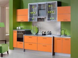 Кухня оранж - Мебельная фабрика «Династия»