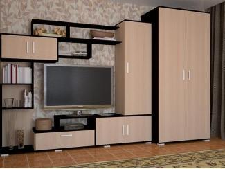 Гостиная Аризона 3 - Мебельная фабрика «Центр мебели Интерлиния»